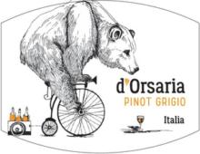 Bear Pinot Grigio