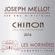 Chinon, Les Morinieres