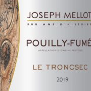 Pouilly-Fume, le Tronsec