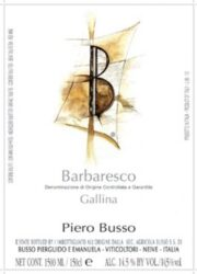 Barbaresco Gallina